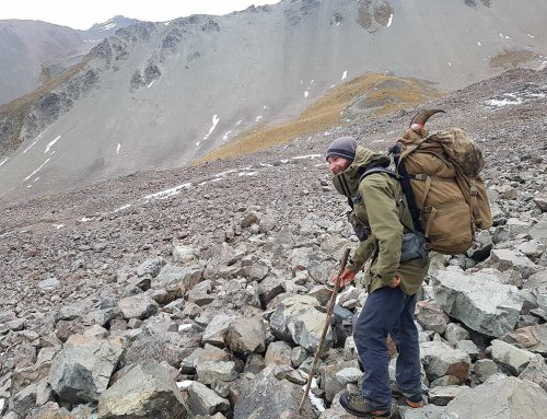 Mountain Hunt Preparation, Gear and Fitness